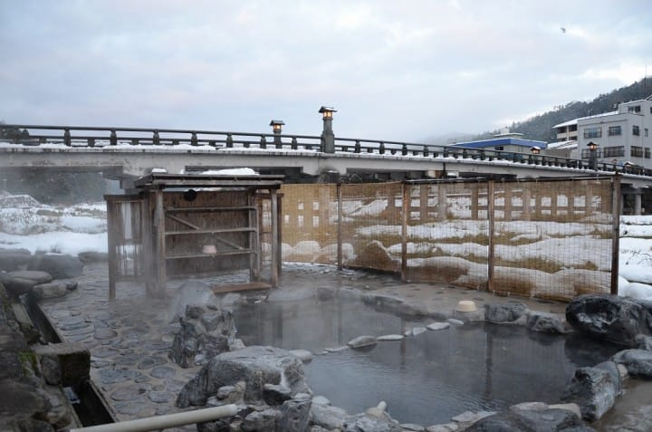 Tottori's Skin Care Hot Springs - Easy Access From Osaka And Kyoto!