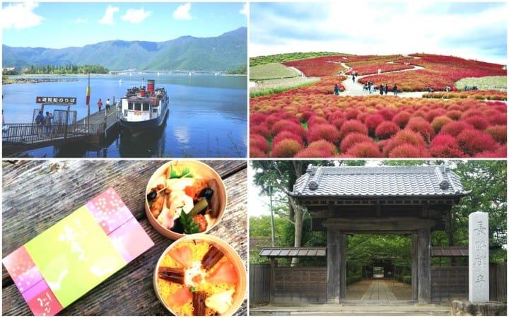 來「Step Into Greater Tokyo」尋找旅遊計畫,深度走訪東京周邊的魅力之處