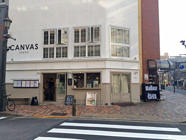 canvas tokyo 廣尾
