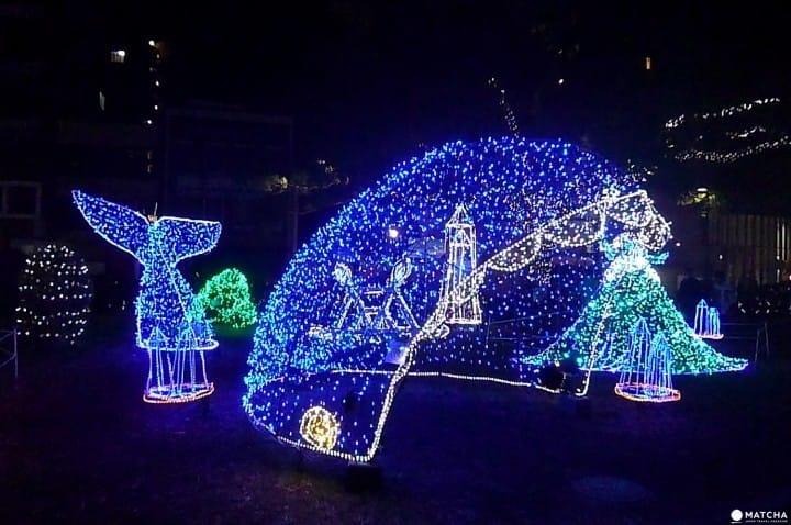 Hiroshima's Dreamination - A Fairytale Illumination At The Peace Boulevard