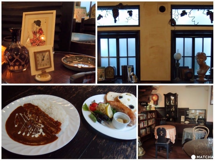 鎌倉 milk hall 喫茶店 咖啡廳