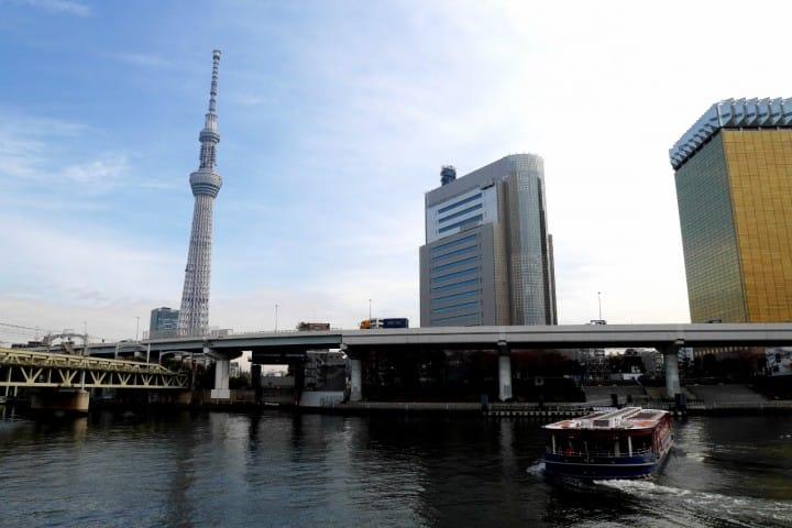 東京一日遊晴空塔