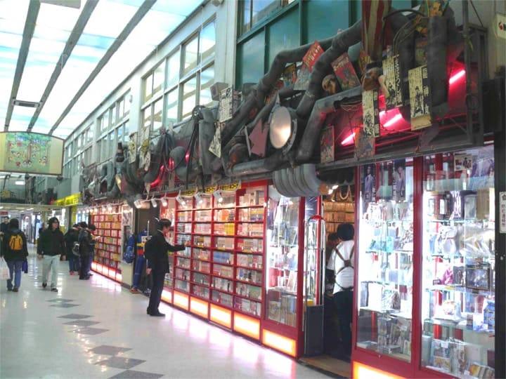 Nakano Broadway - An Anime, Manga, And Otaku Paradise Near Shinjuku