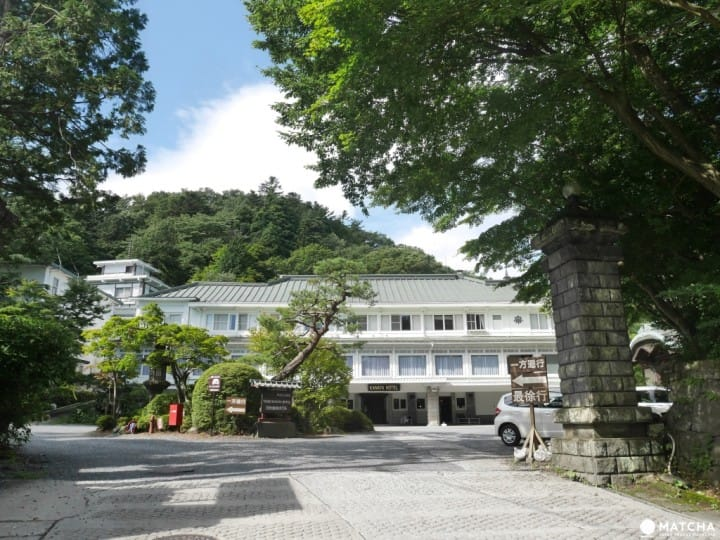 Nikko Kanaya Hotel - A Historical Lodging Near Japan's World Heritage Sites
