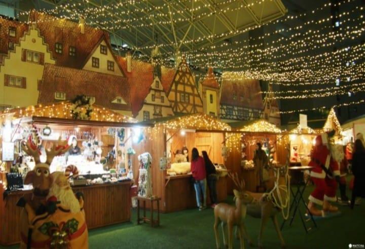 今年冬天就來福岡耍浪漫!聖誕市集與唯美點燈一次滿足!