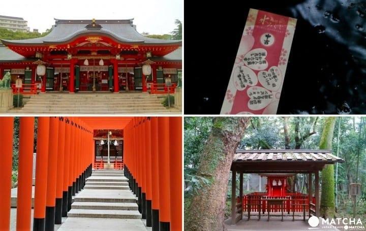 【神戶】祈求良緣諦結,請來療癒人心的「生田神社」