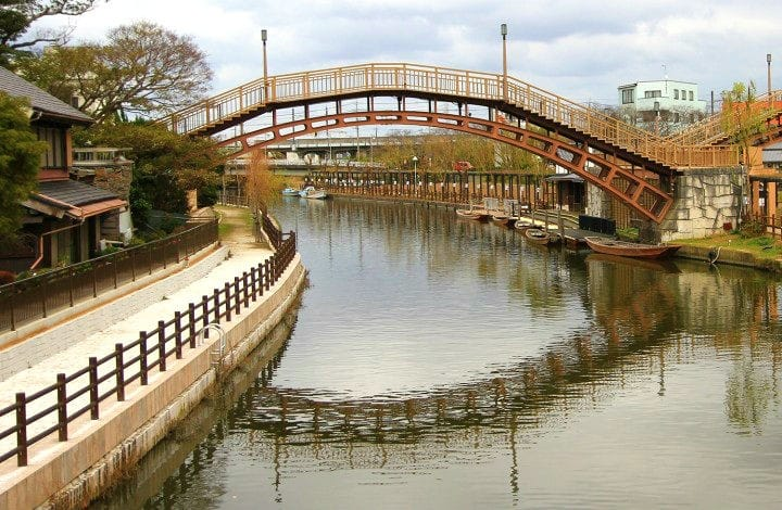 A Day Trip To Itako, The Charming Waterway City Of Ibaraki