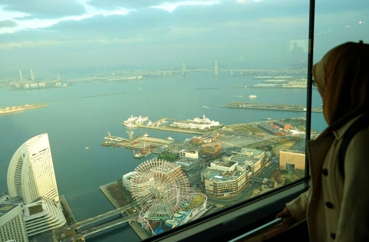 Muslim-Friendly Yokohama - Enjoy Shopping, Halal Food And Amazing Views!