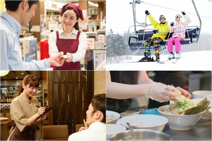 日本打工度假工作