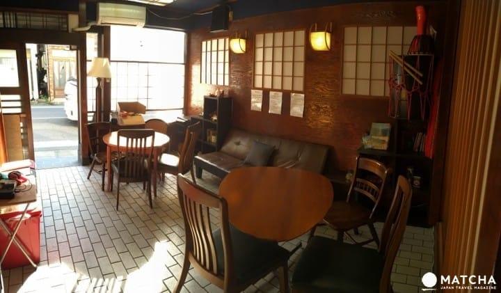 『青砥站』從機場或是前往都心都很方便!將蕎麥店改造的旅館「Star Inn Tokyo」