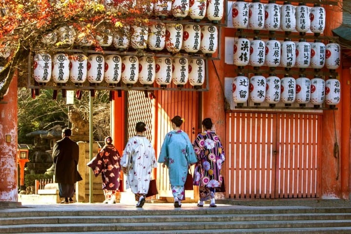 Celebrate The New Year In Japan! The Top 8 Shrines To Visit In The New Year