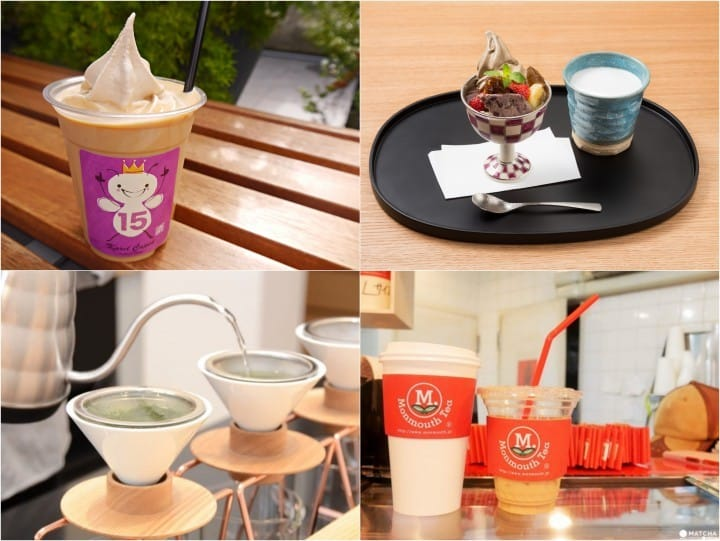来东京喝茶吧!各式茶种专门店让你大开眼界