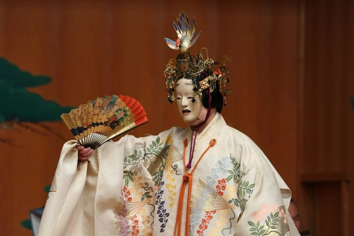 A FLOWER - Enjoy Noh Theater In Tokyo! English Synopsis Available