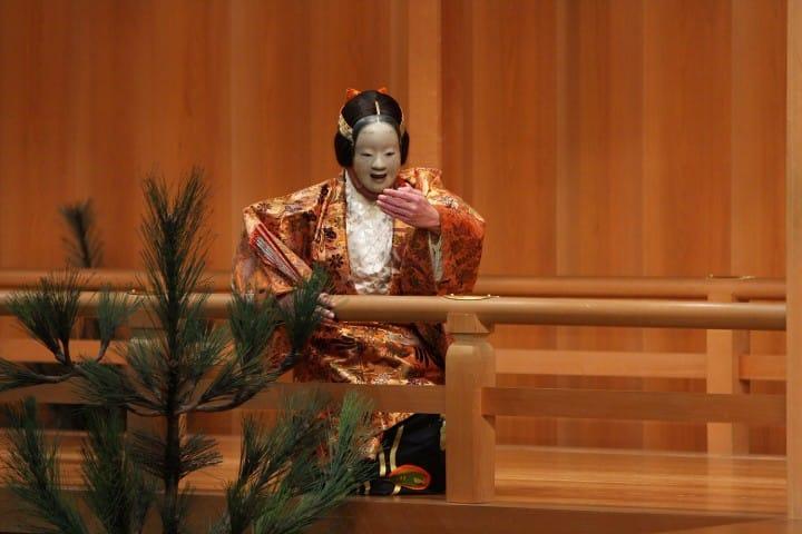 Teatro Noh – Historias Sobre Cómo Seguir Siendo Humano en Tiempos de Guerra
