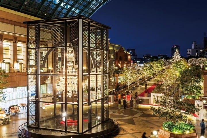 Yebisu Garden Place Winter Illuminations - Warm Christmas Lights And Mulled Wine