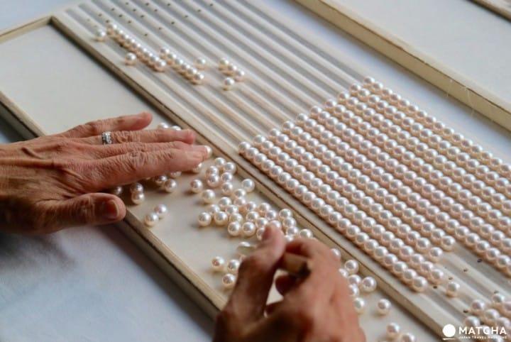 世界的に有名な日本の真珠を鑑賞「神戸パールミュージアム」
