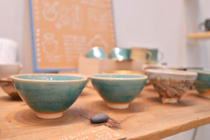 See Surprising Shades Of Pottery At Utsuwaya Tuku In Akihabara