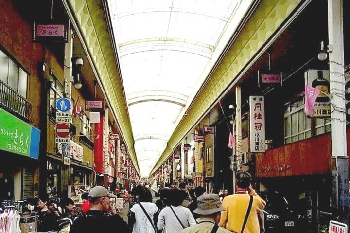 Sanjo Shotengai, Kyoto: A Sunny Shopping Street 365 Days A Year!