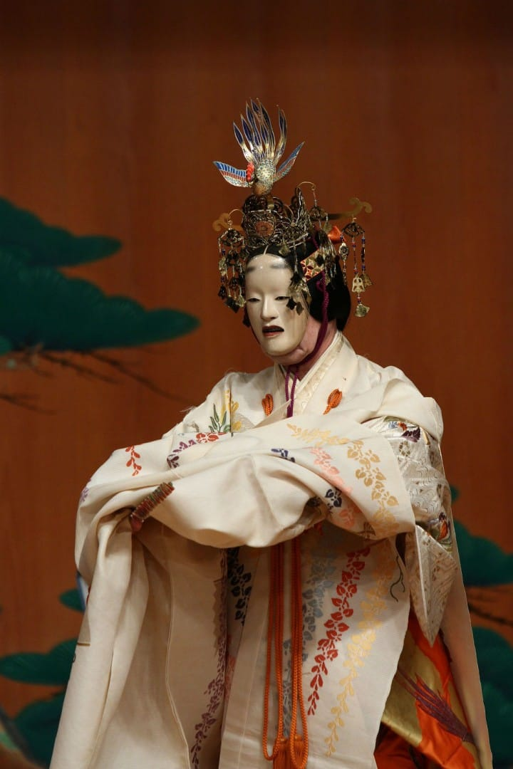 A FLOWER - Enjoy A Noh Theater Performance With Translation