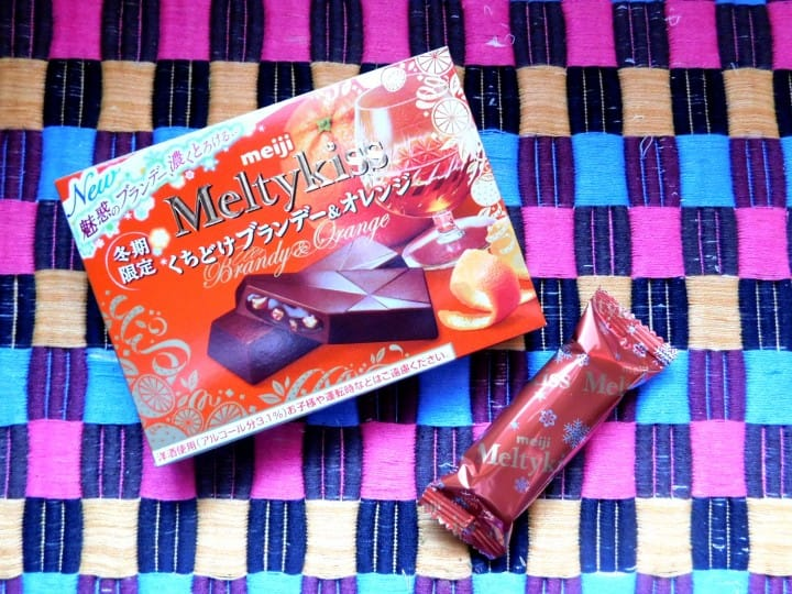 Special Edition Winter Sweets And Snacks Only In Japan