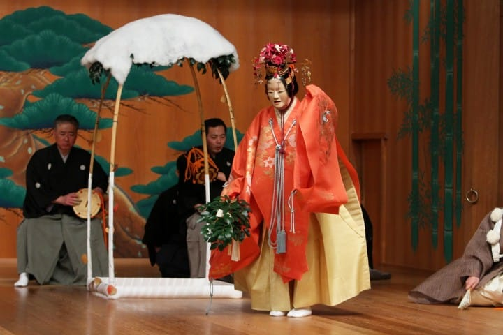 Noh Theater - Stories About How To Stay Human In Times Of War