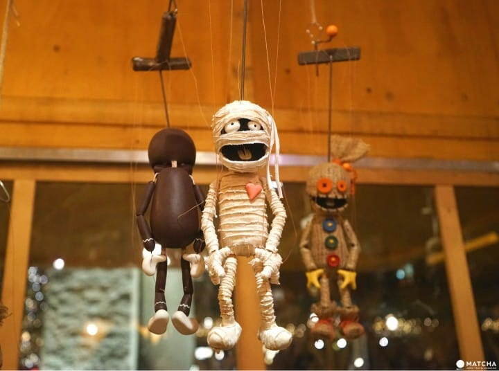 Orangeparfait Sweet Marionettes - Creepy-Cute Pieces Of Art!