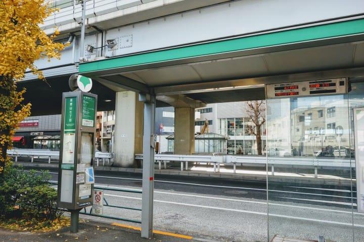 追尋東京在地巴士路線, 品味這專屬東京的味道!