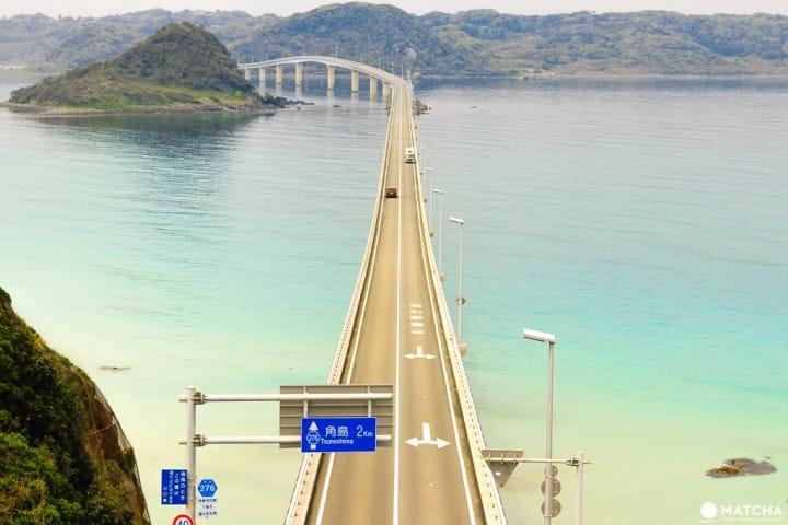 山口_角島大橋