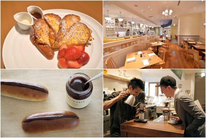 新宿早餐美食