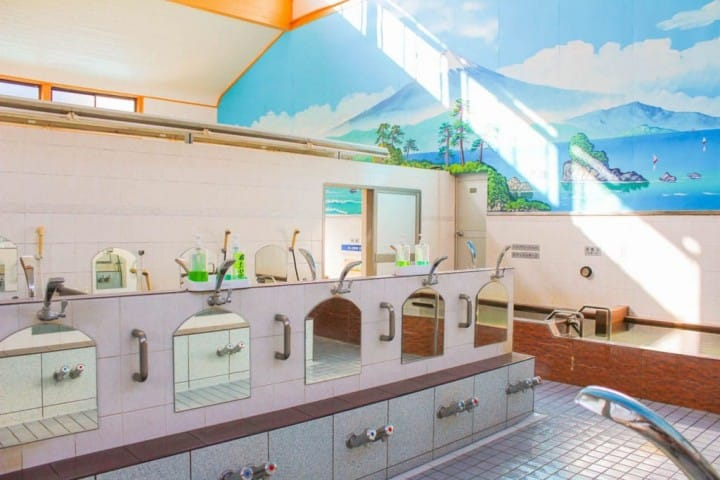 Tattoo Friendly Public Baths And Hot Springs In Tokyo