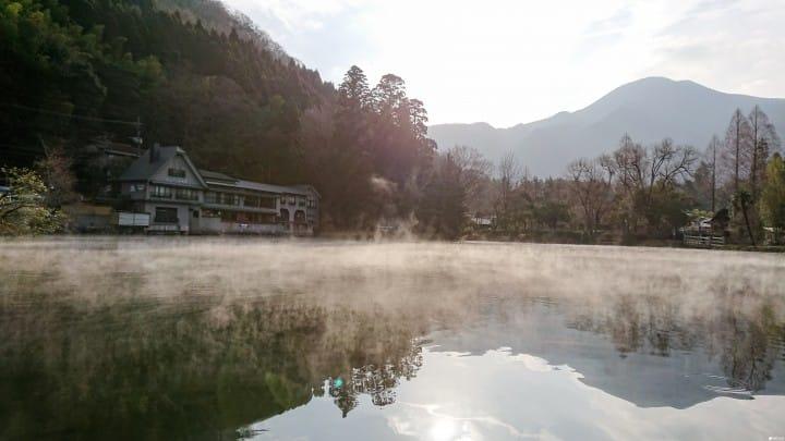 【大分】乘坐「由布院之森」來趟溫泉之旅,由布院美食美景輕旅行