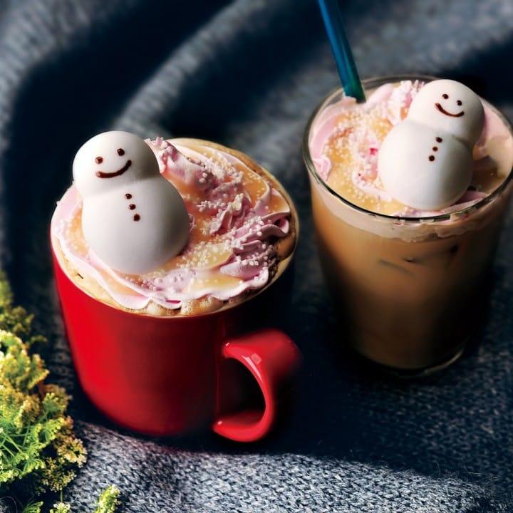 TULLY'S COFFEE雪人咖啡