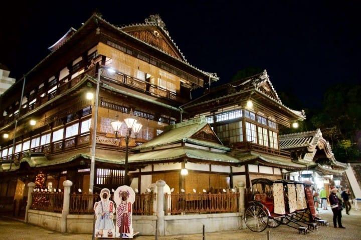 【爱媛县】道后温泉 – 传说中神隐少女的蓝图