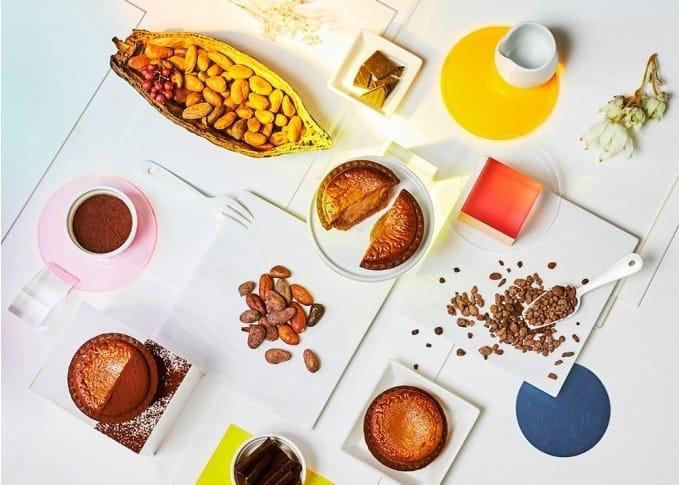 BAKE「現烤巧克力起司塔」香濃發售!與你一起過甜蜜情人節