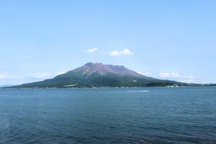 鹿兒島櫻島