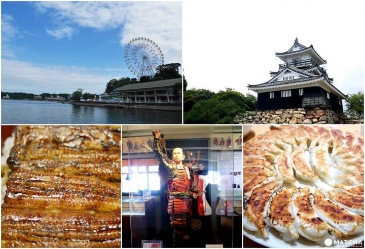 """【静冈】鳗鱼、饺子与德川家康,富士山以外的好去处,出世街道""""滨松市"""""""