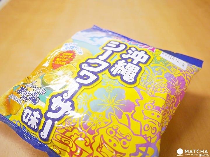香檬洋芋片