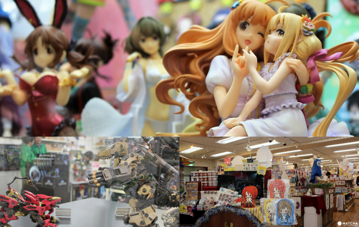 Kotobukiya Akihabara Store: Amazing Items From Model Kits To Figurines