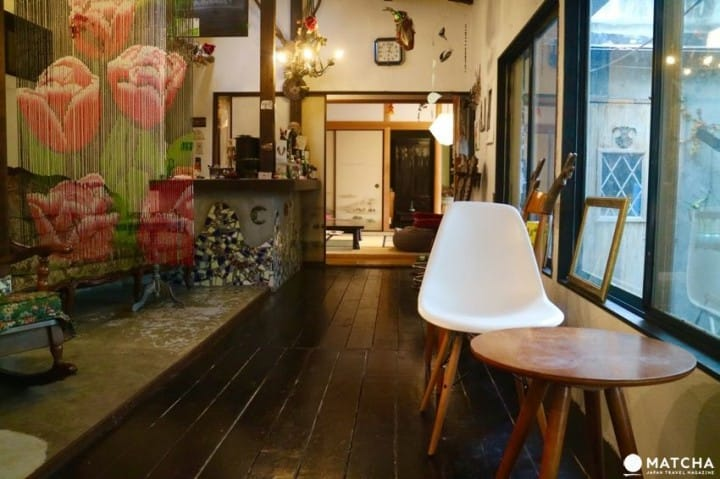 Enjoy A Retro Kobe Vibe At The Artsy Yume Nomad Hotel!