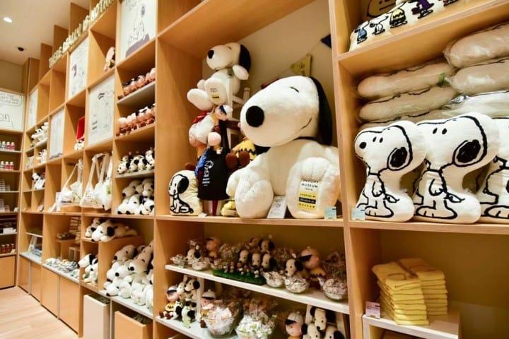 献给Snoopy铁粉的史努比东京博物馆与咖啡店巡礼