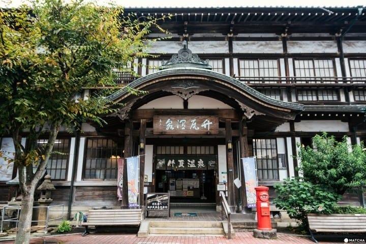 Takegawara Onsen's Indoor Sand Bath In Beppu - Perfect For Winter!