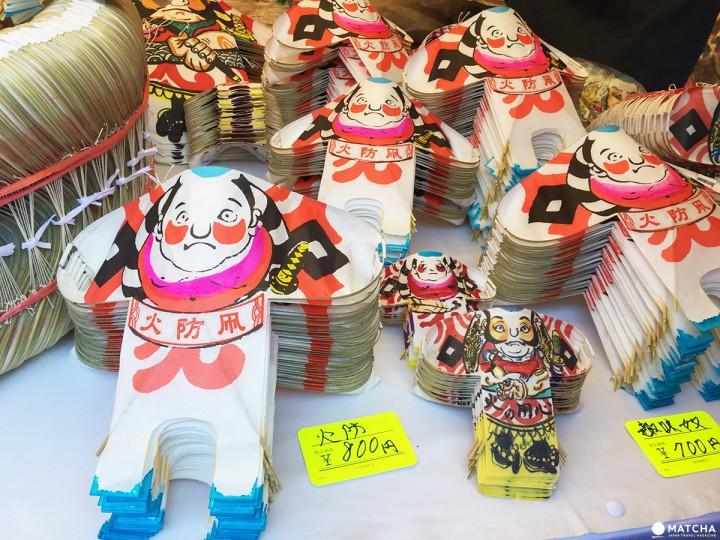 【東京】下町散步,「王子稻荷神社」初午祭與風箏市集