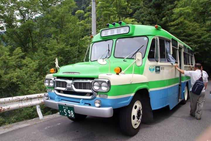 【德島】跟著懷舊巴士輕鬆暢遊祖谷蔓橋秘境
