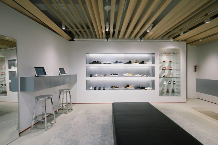 全て日本製!オニツカタイガーの上質ライン「NIPPON MADE」専門店が東京にオープン