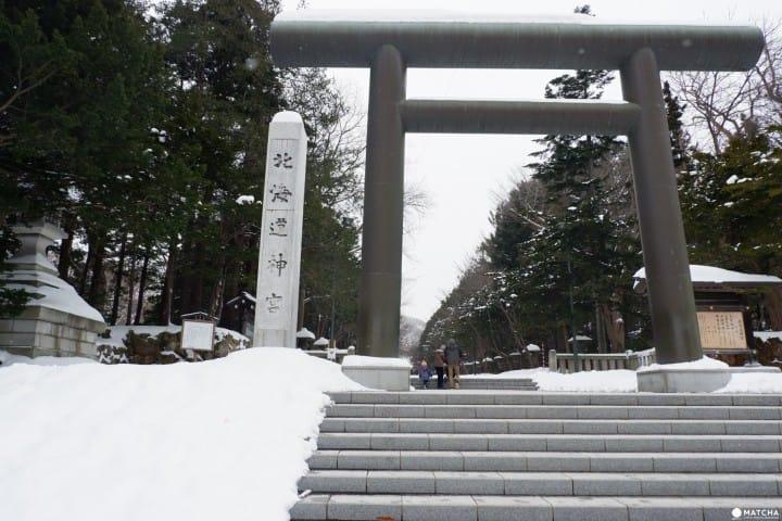 北海道神宮參拜-1