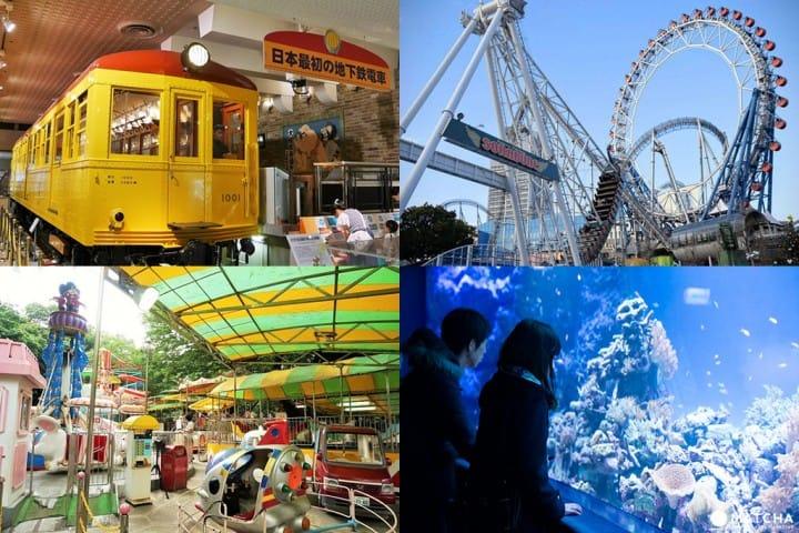 【东京】不再只有迪士尼!寓教于乐的亲子游景点6选