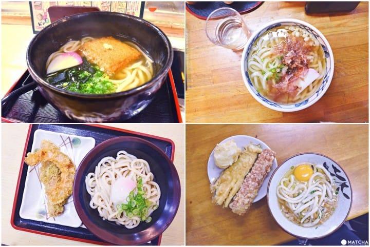香川高松烏龍麵