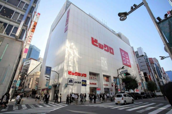 BICQLO BIC CAMERA 新宿東口店