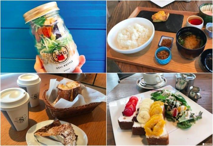 【京都】味噌汤搭白饭还是要咖啡配面包? 京都早餐五选