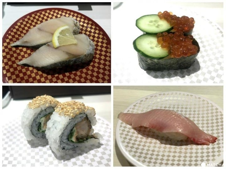 4 Sushi Recommendations  In Shibuya With Multi-Language Menus